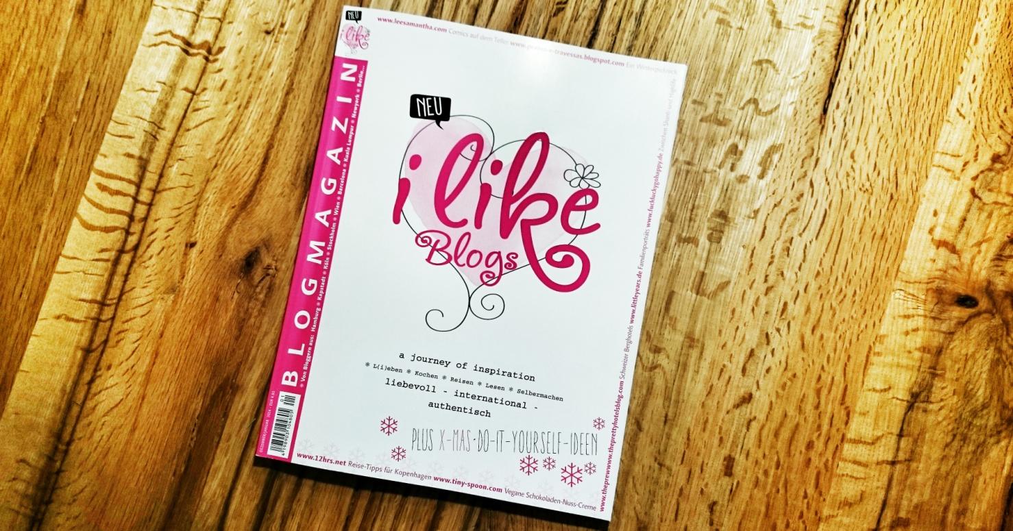 i like blogs