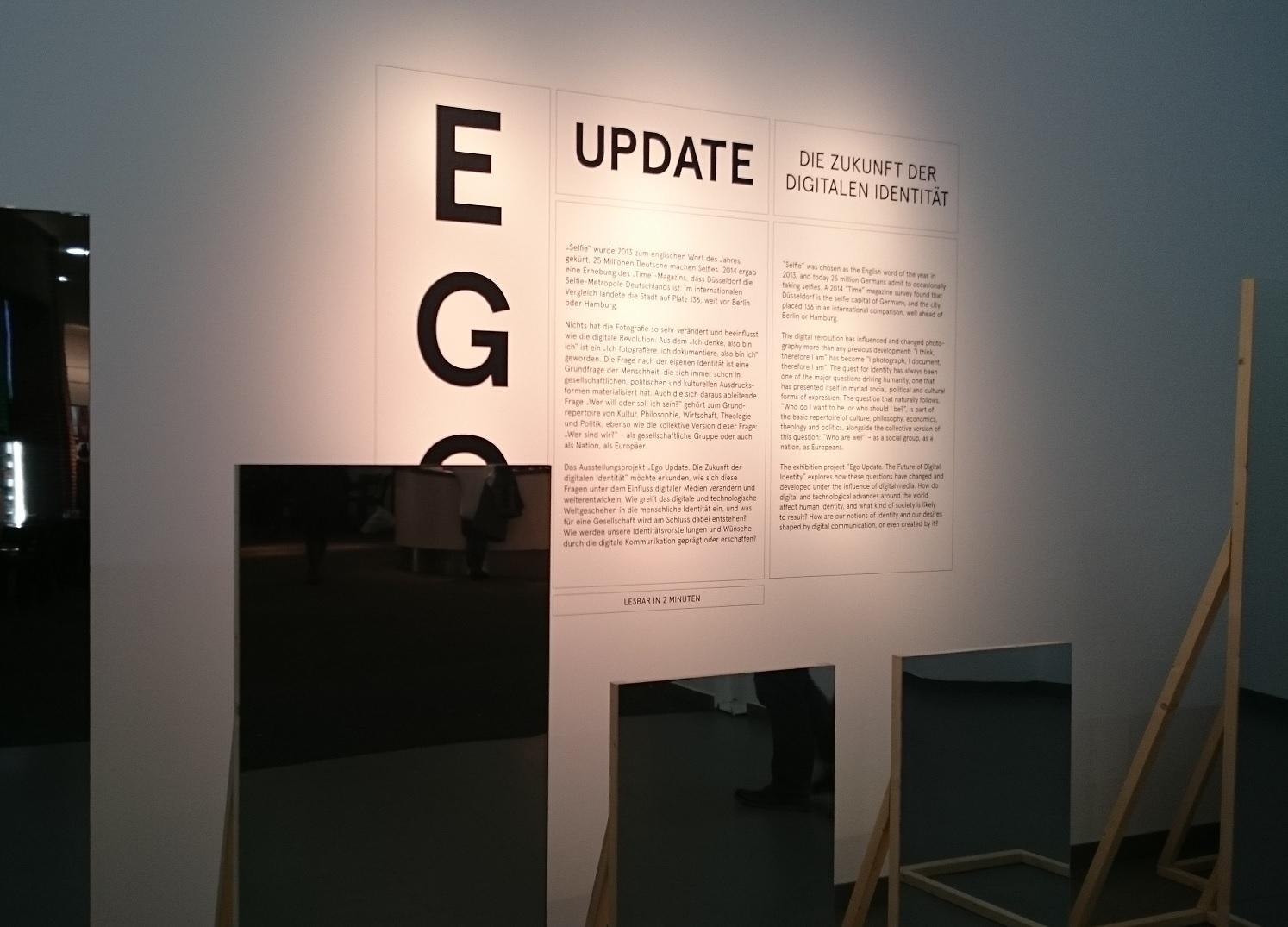 Ego update